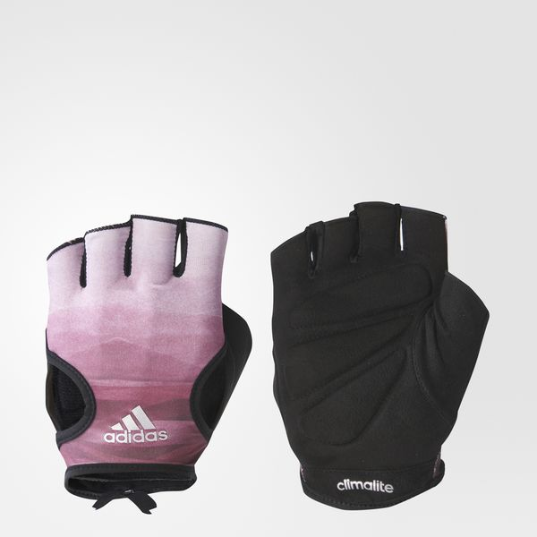 Adidas Women's Climalite  training gloves, £19.95