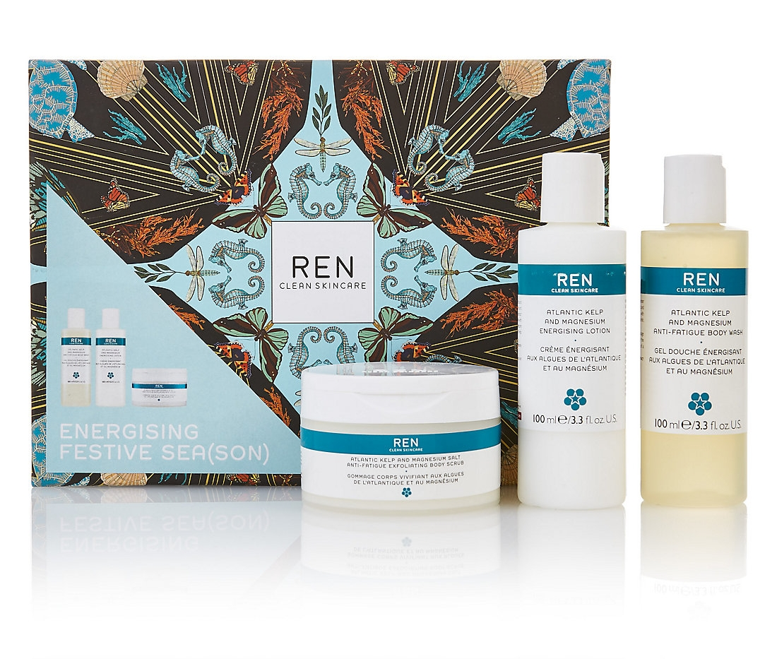REN Energising Anti-Fatigue Collection, £22, Marks and Spencer