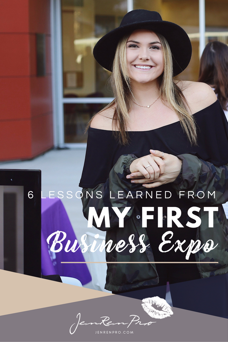 Learn How to Prepare For Your First Expo!