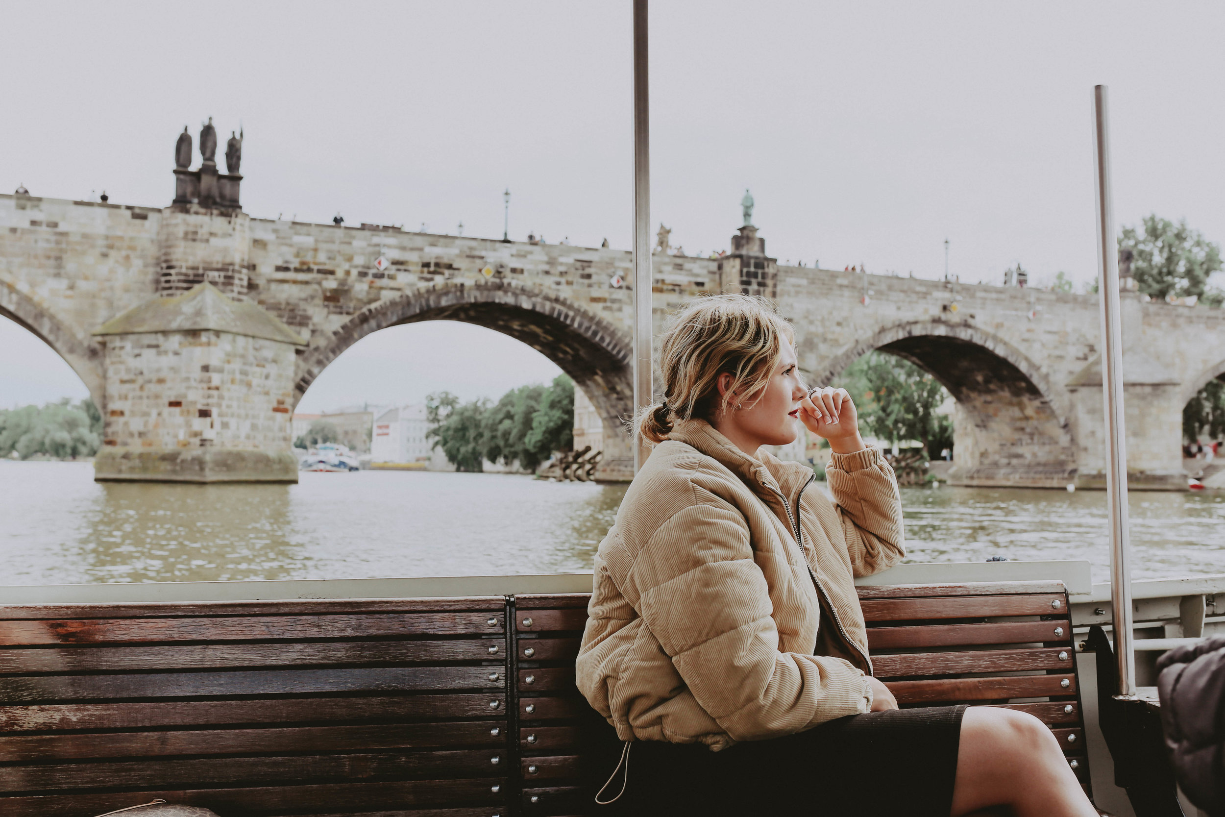 Boat Tours | Prague Travel Tips on a Budget