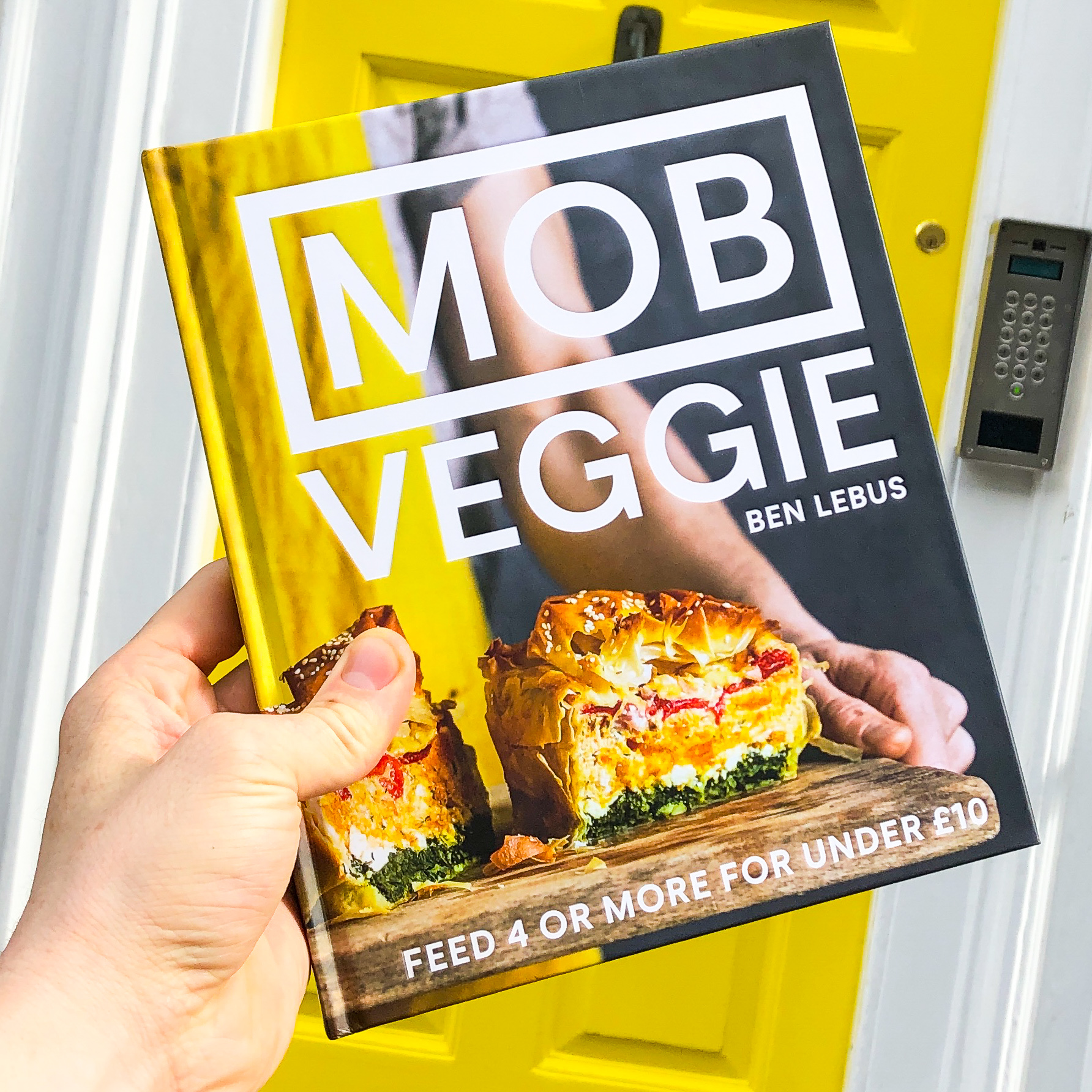 MOB VEGGIE IS OUT NOW! - Order here... https://amzn.to/2R04lU9