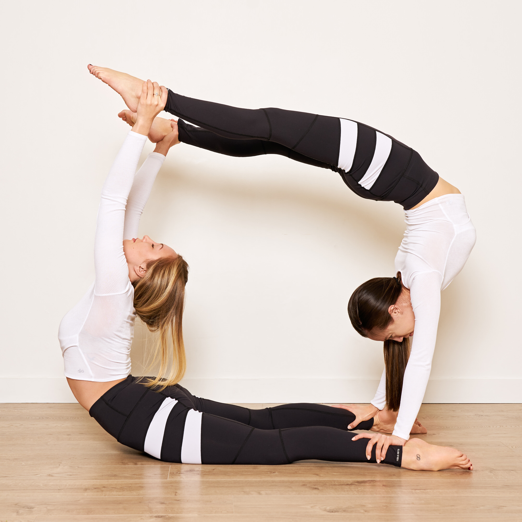 How Partner Yoga Can Strengthen Your Relationship Yoga Twins