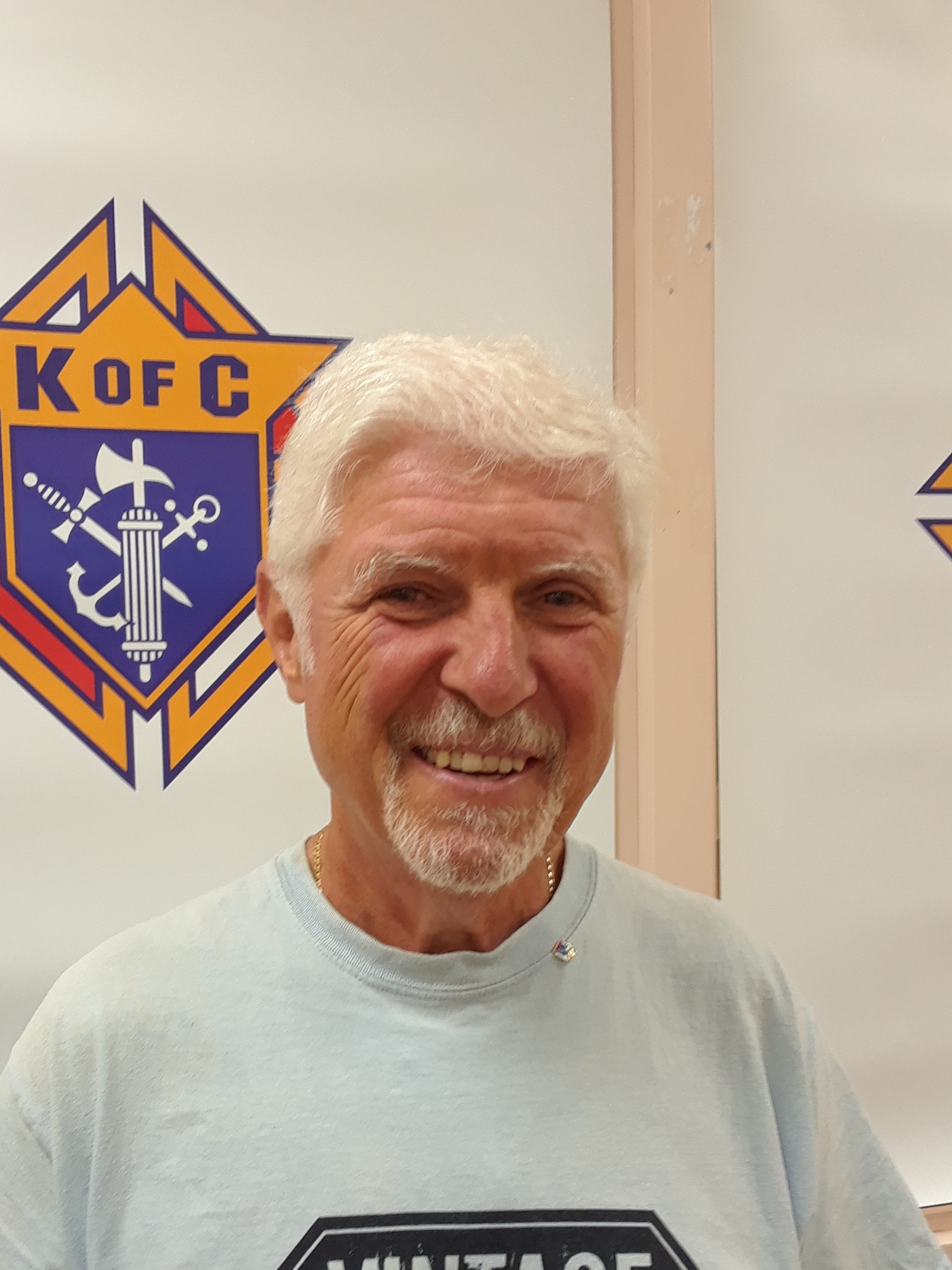 Liborio Celenza - Welcome Brother Liborio, a newly inducted 1st degree member of our Council.