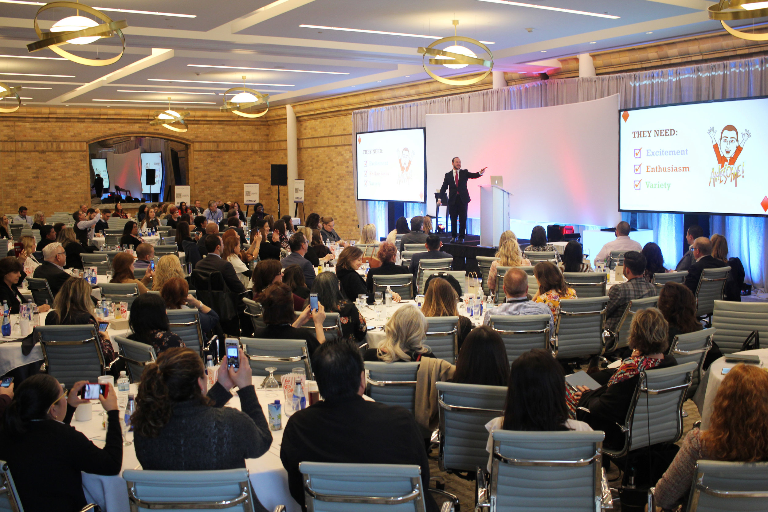 Kostya travels the world presenting his keynote presentations and workshops to businesses looking to improve brand perception and enhance their customer service.