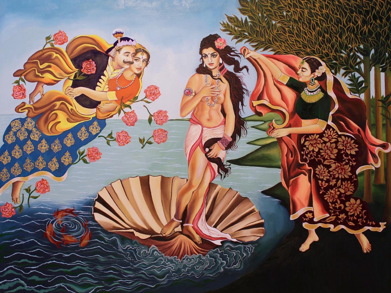 Neha Kapil:  Birth of Satyavati, 2016