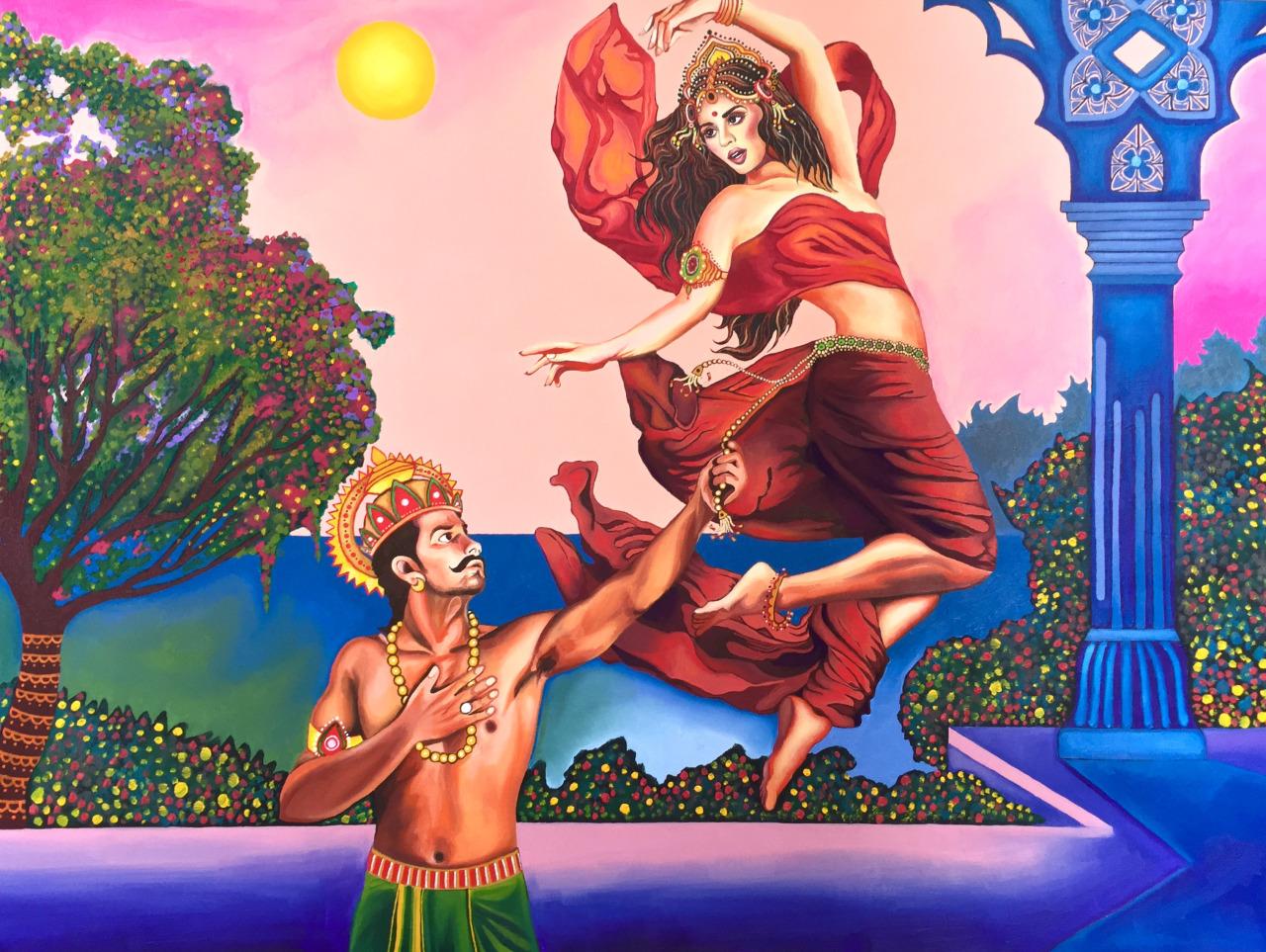 Neha Kapil:  Urvashi, 2016