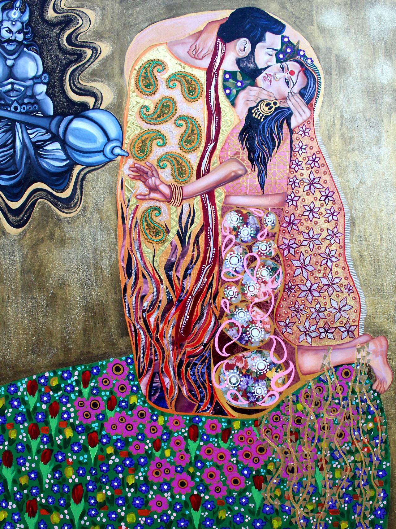 Neha Kapil: Savitri, 2016