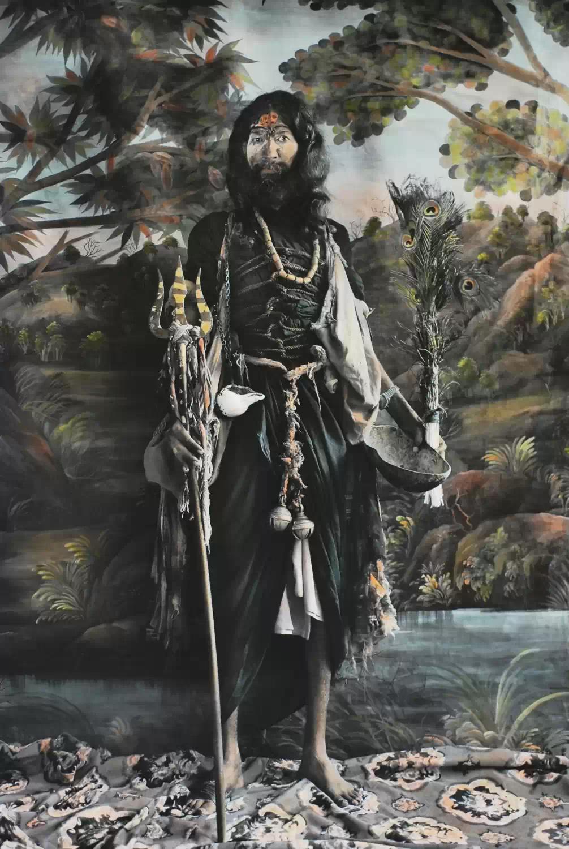 Waswo X Waswo, Another Follower of Shiva