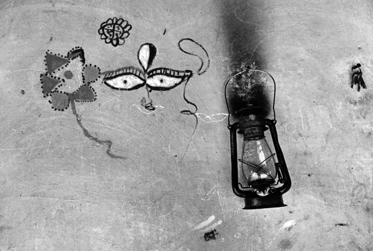 Jyoti Bhatt, Black light, West Bengal