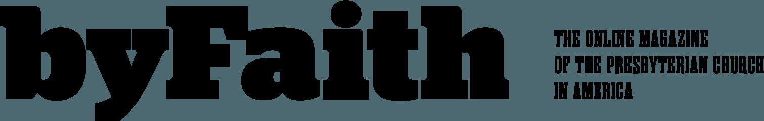 By Faith Logo