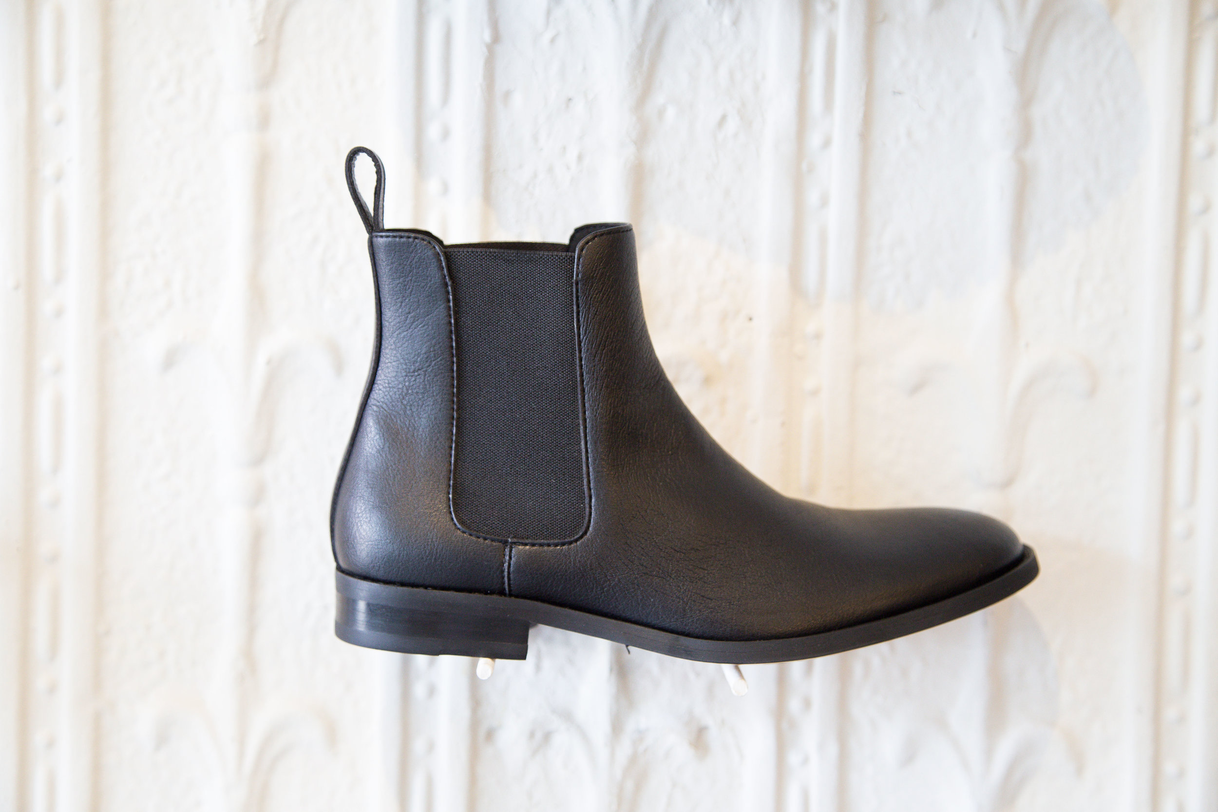 """""""The Lover"""" Chelsea Boot."""