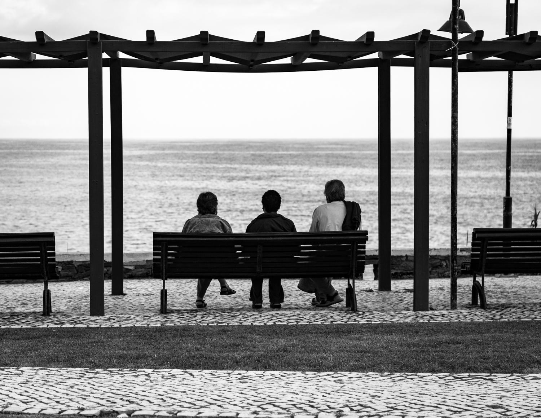 Locals of Praia da Luz