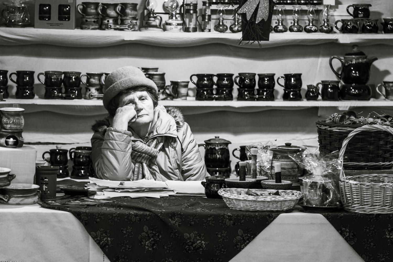 A woman of Krakow