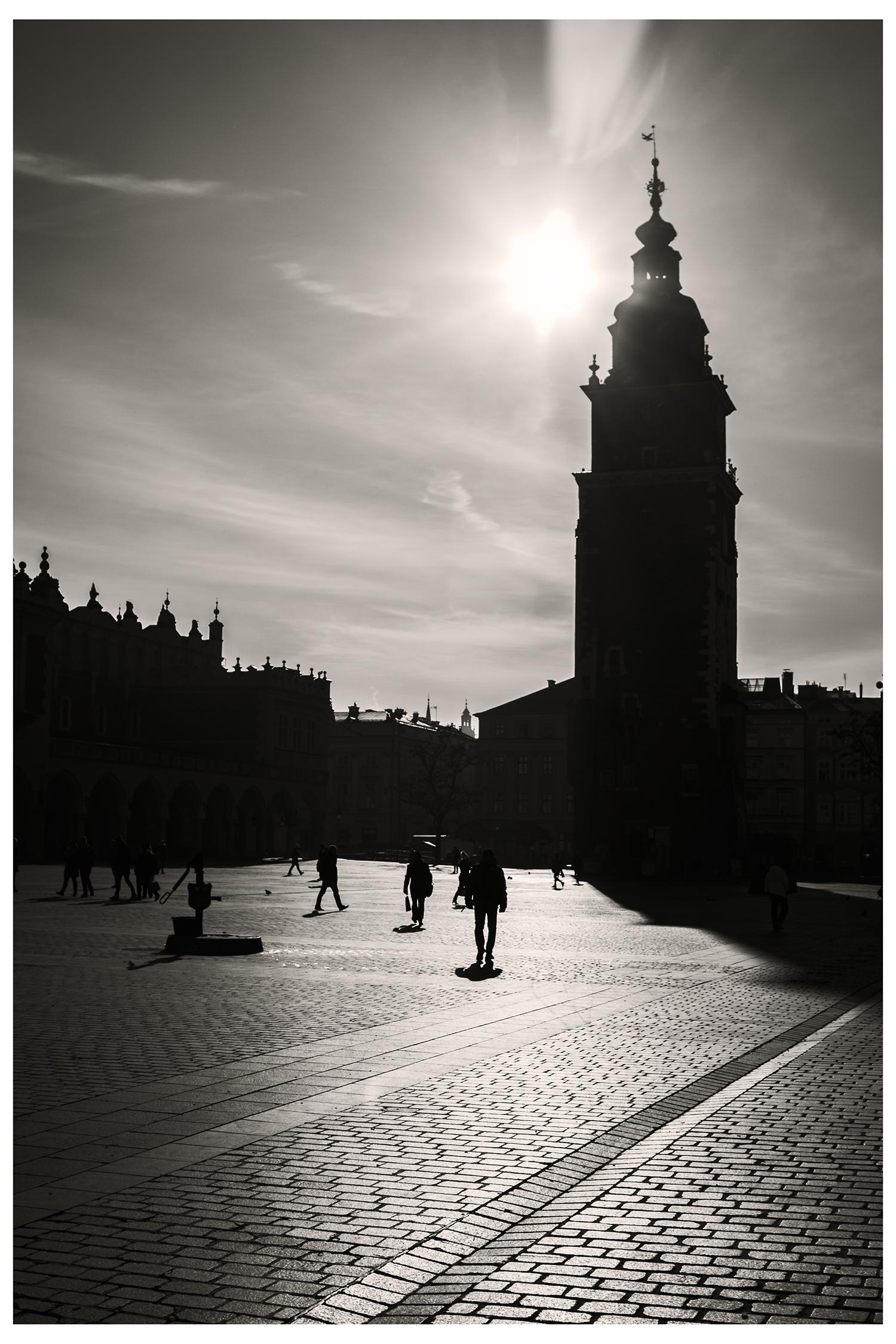 Shadows of Krakow