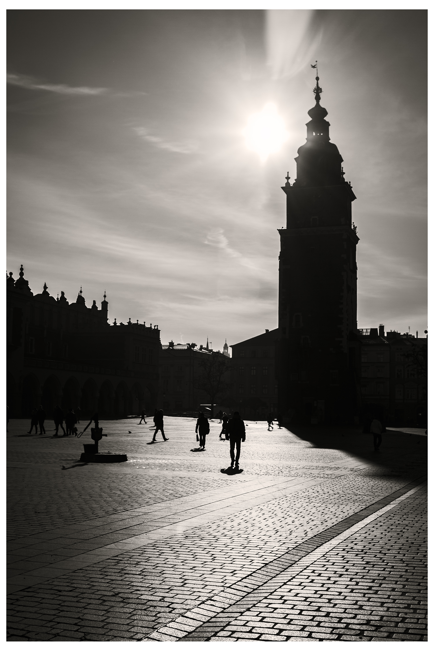 Shadows of Krakow