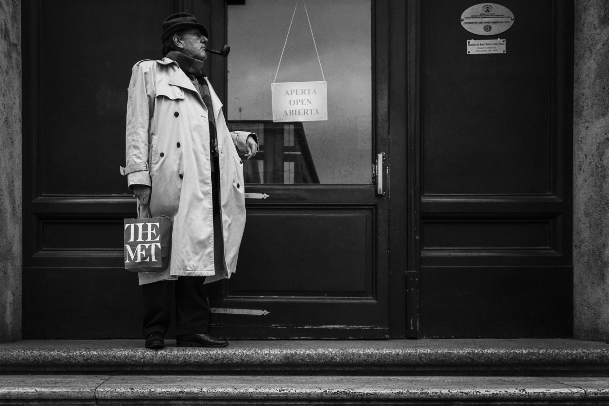 Sherlock Holmes in Rome