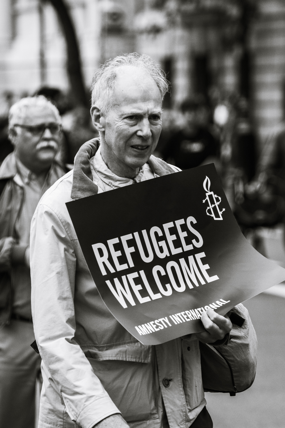 Refugees Welcome Here 2016 Event
