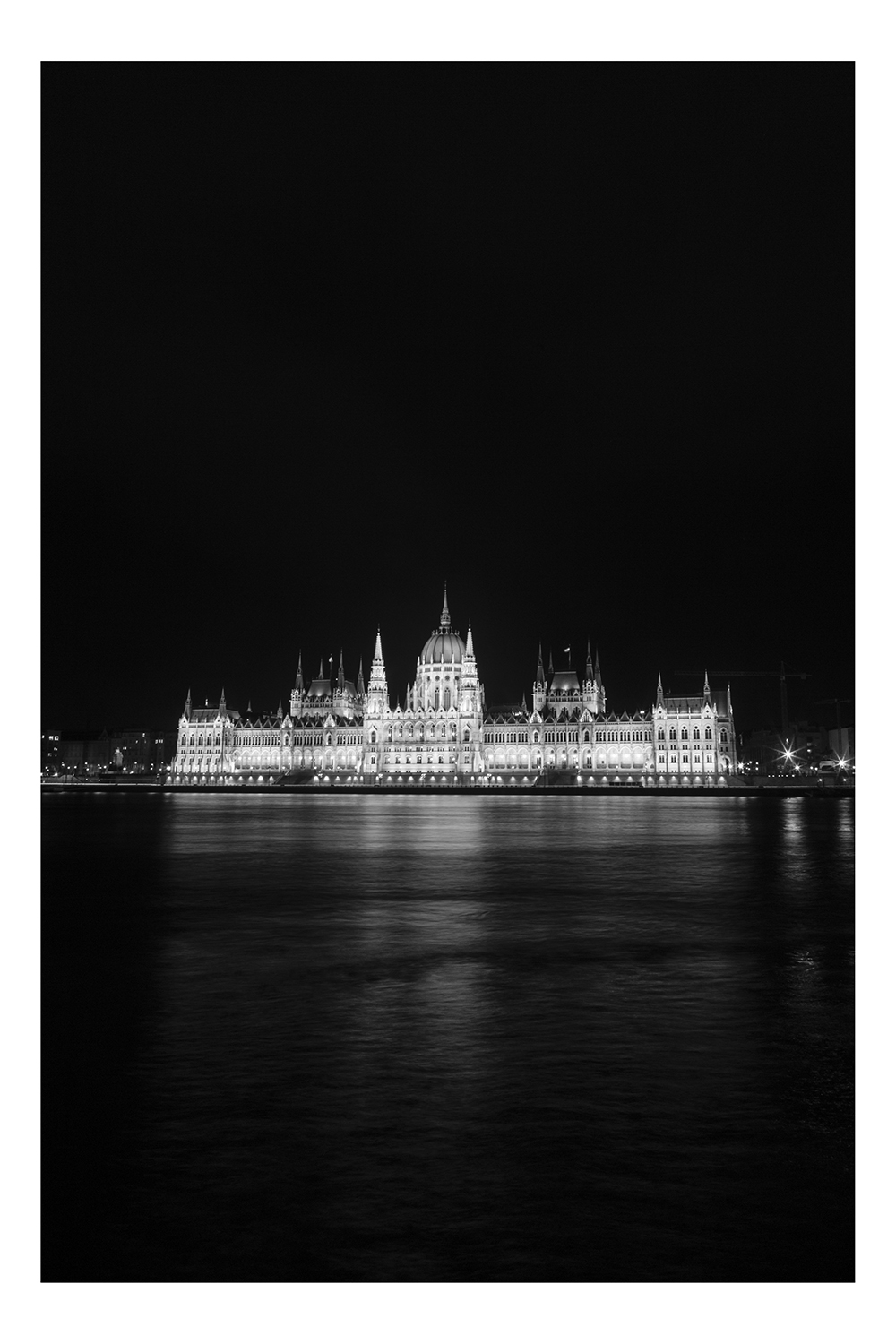Budapest by Night