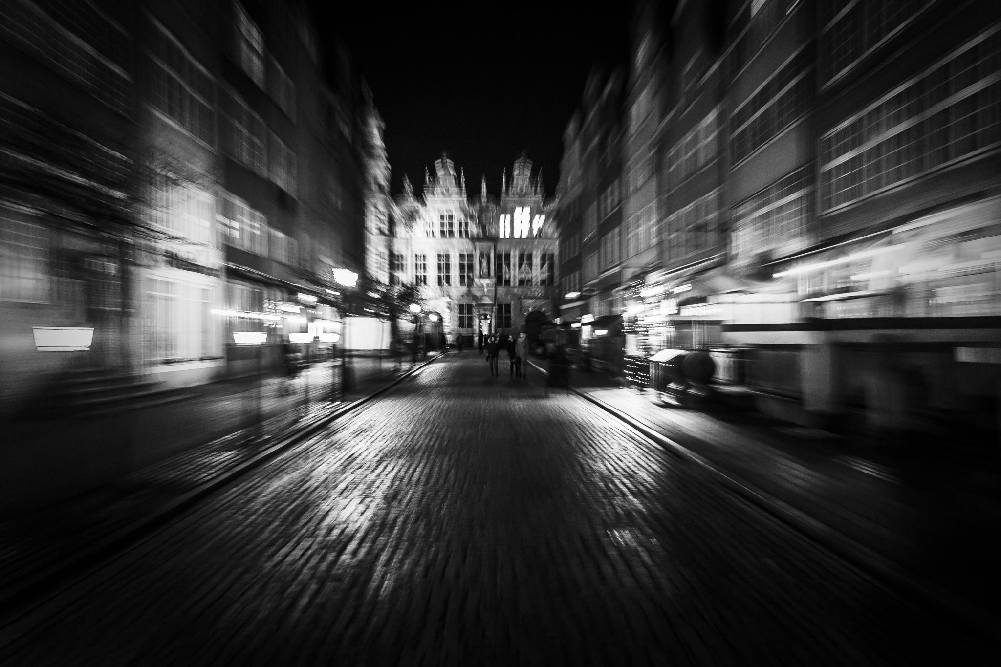 Streets of Gdansk
