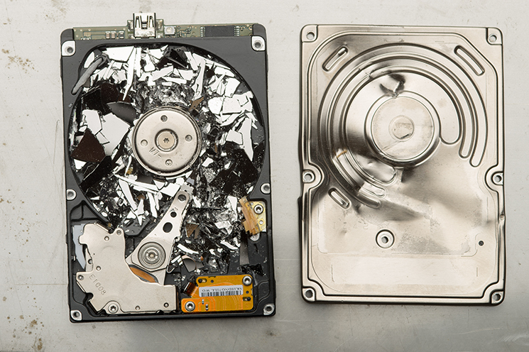 And if your hard drive dies, we can handle that, too.
