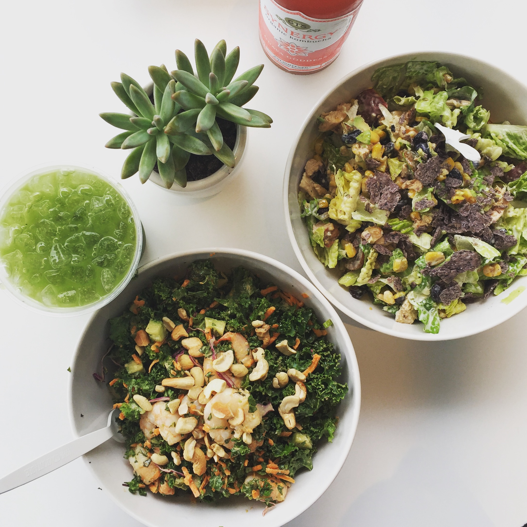 Top 5 Healthy Restaurants In Atl The Well Fit Llc