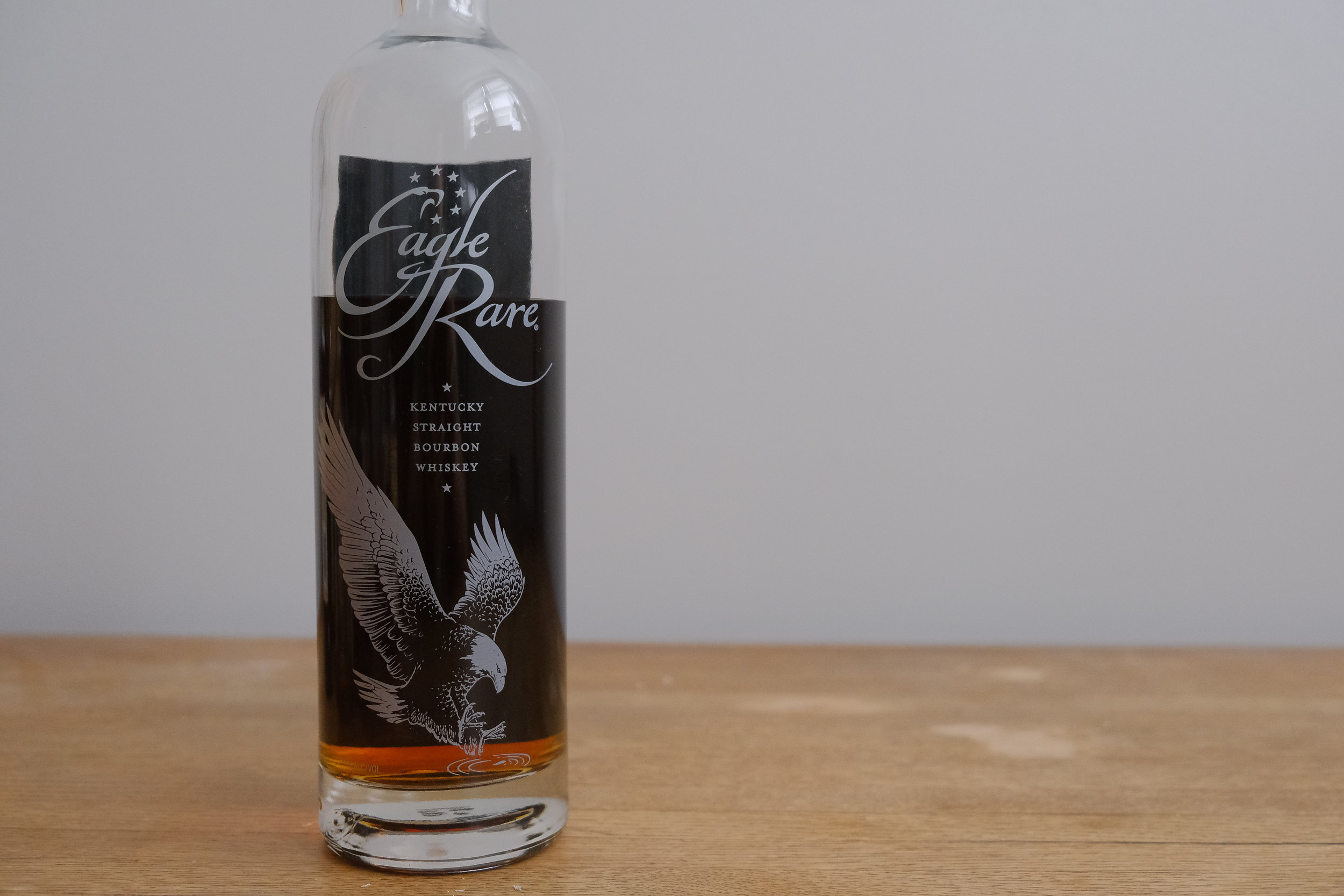 2. Eagle Rare 10 year - Buffalo Trace makes some of the most awarded bourbons on the market. This takes their signature release, ages it a few more years and perfects an already wonderful bottle.