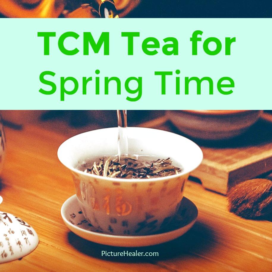 tcm tea spring time