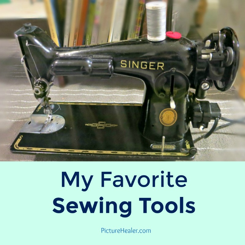 My favorite sewing tools and equipment that are fun and functional.