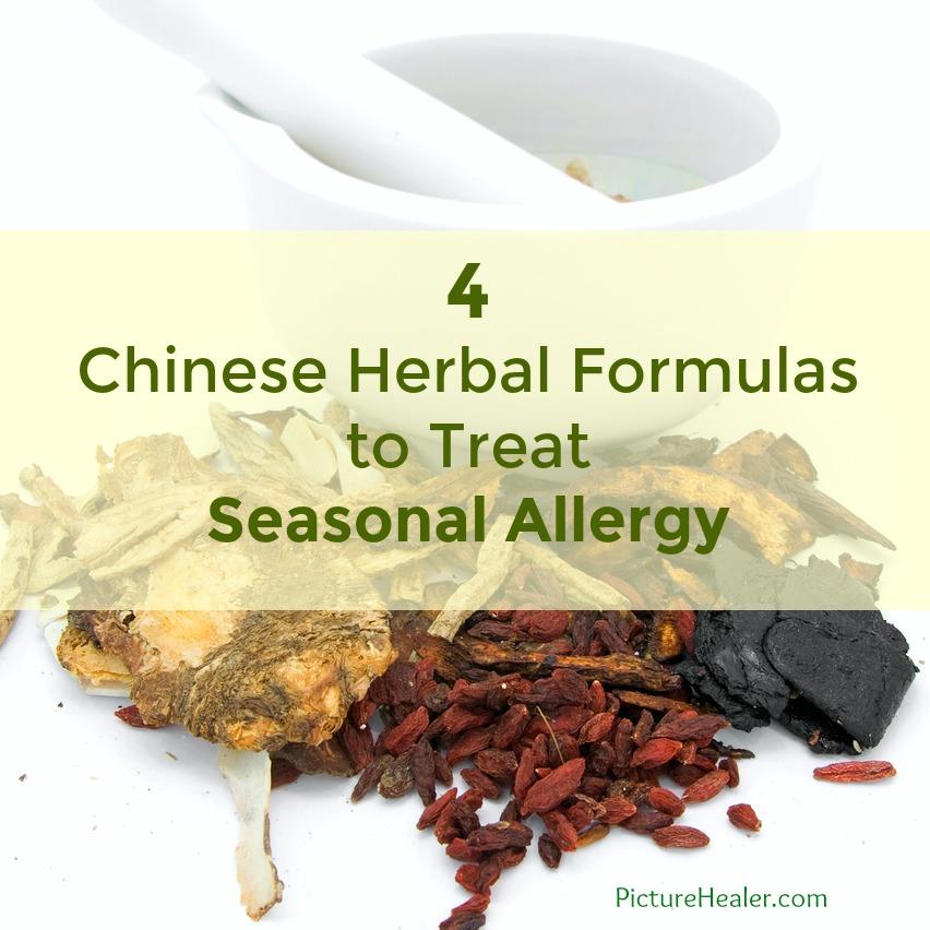 4 herbal formula allergy
