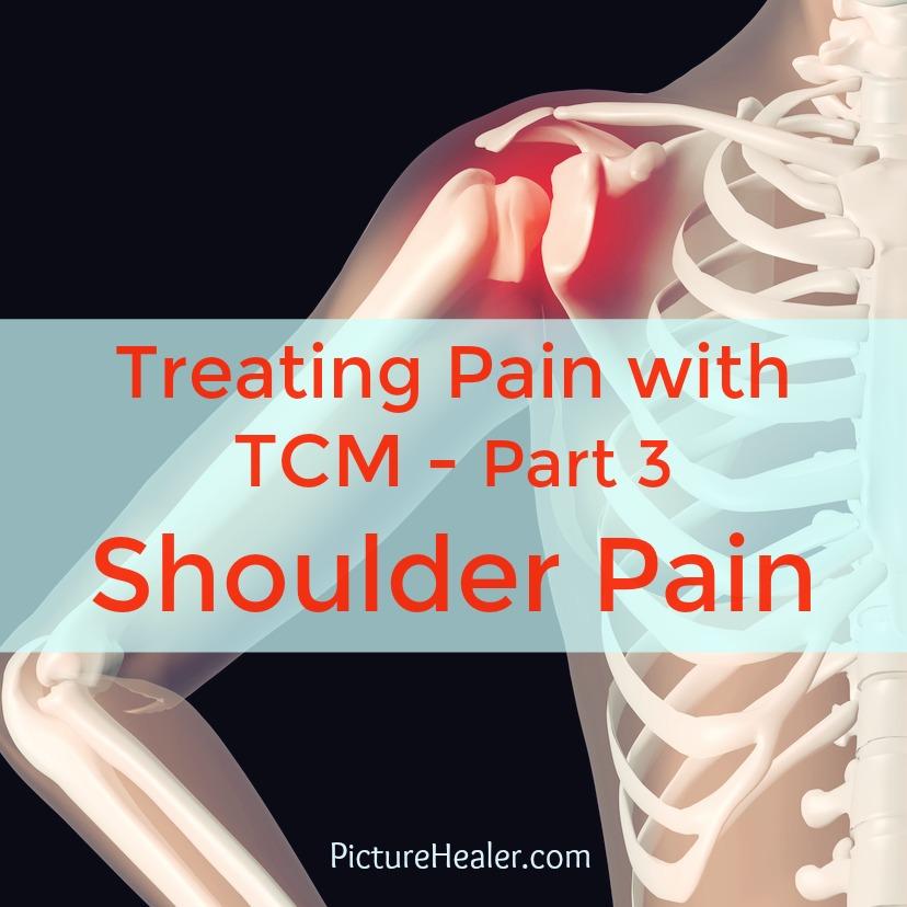 shoulder pain tcm