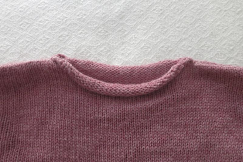 Knitting Machine Jumper Pattern