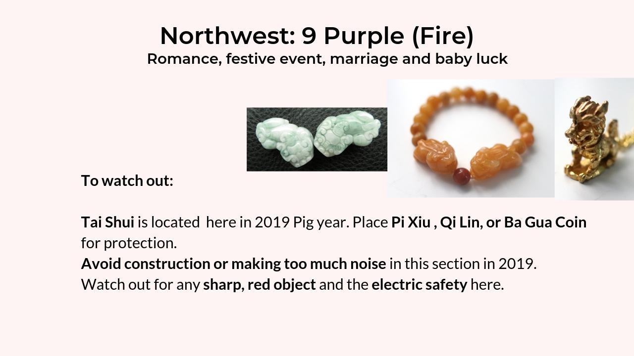 2019 Pig Year Feng Shui setup for Love 7.jpg