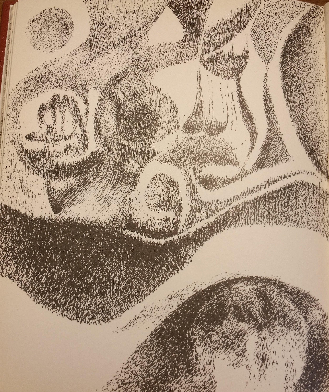 shiraz's moon - drawing 2