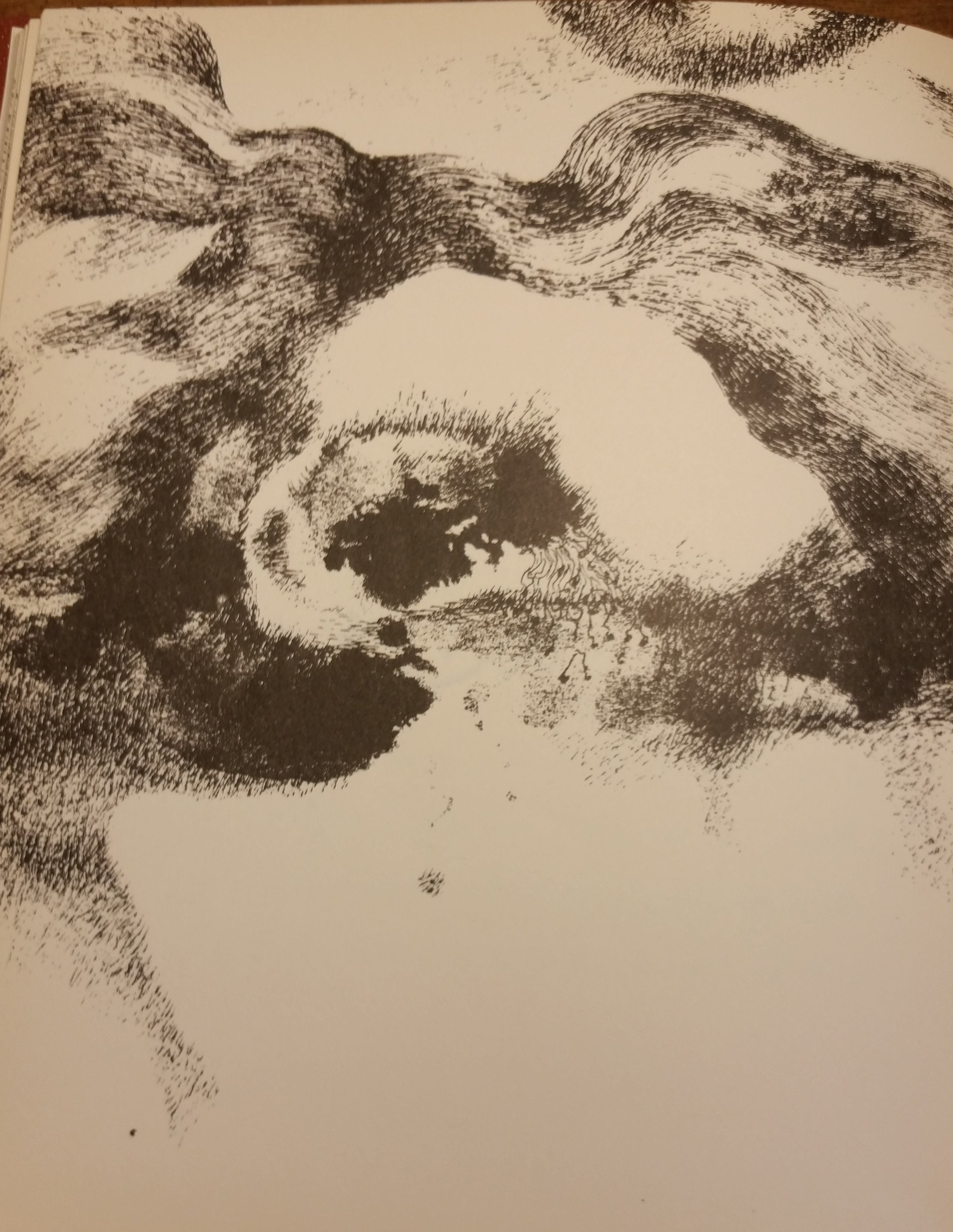 shiraz's moon - drawing 3