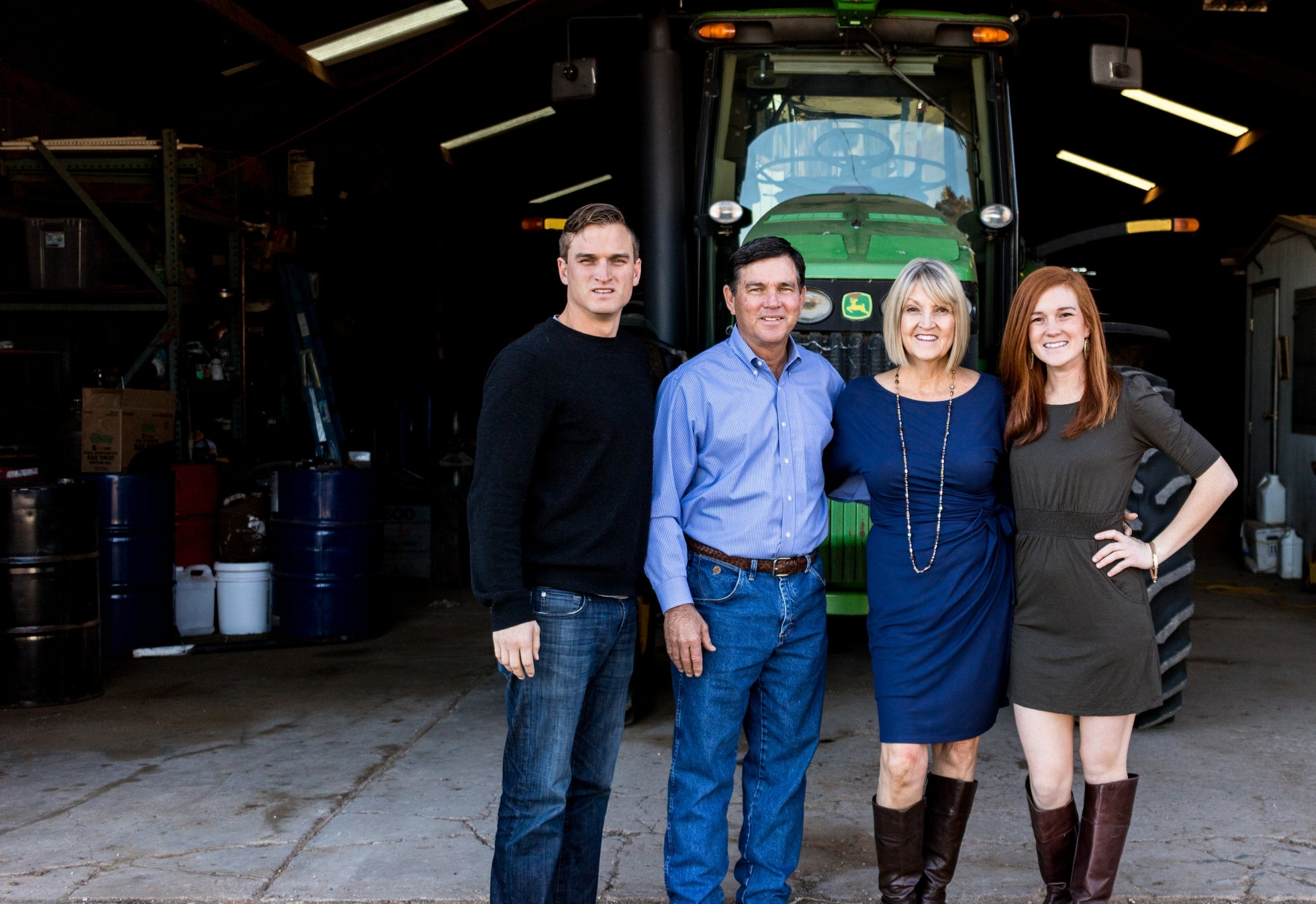 Our small business is family owned and family run. - MEET THE TEAM