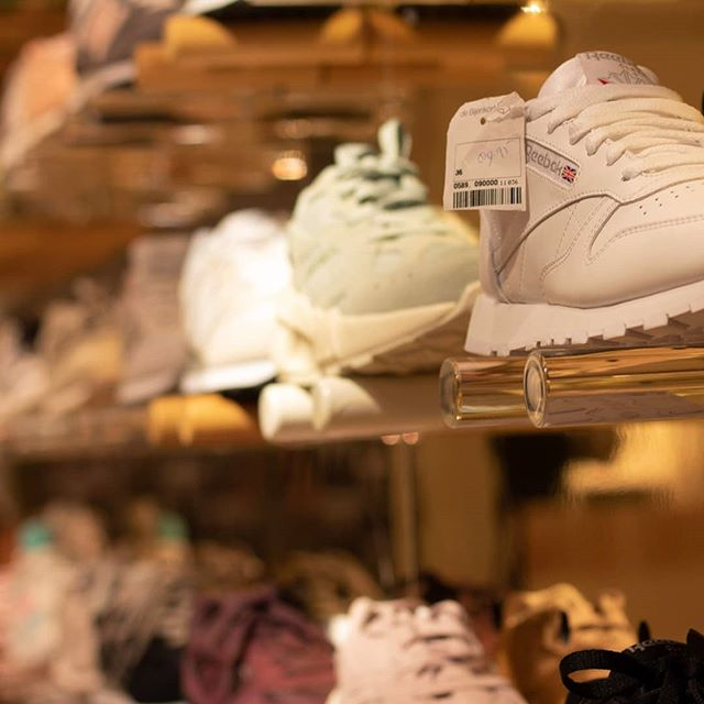 This image may make the cut for a project I am working on #50mm #consumerism #sneakers #photography