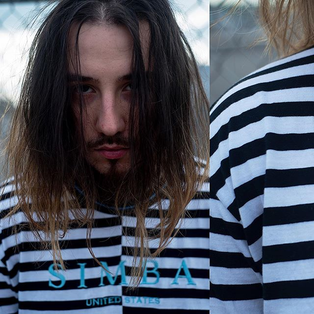 POP SHOP EXCLUSIVE STRIPED SHIRT
