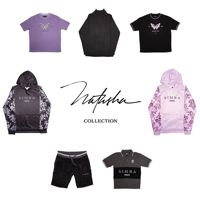 THE NATASHA COLLECTION NOW AVAILABLE