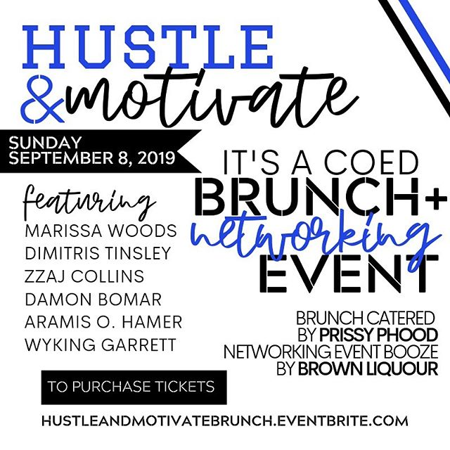 Luck is just being prepared st all times so when the door opens your ready @nipseyhussle  #ladieswhohustle #nipseyhussle #hustleAndmotivatebrunch