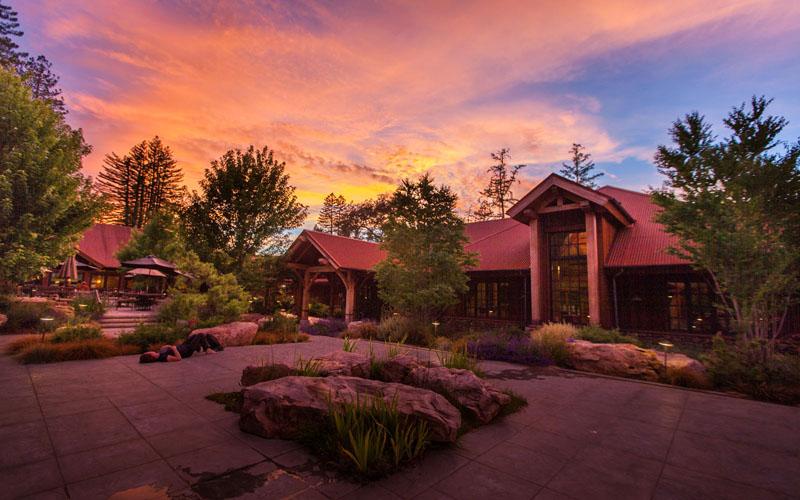 Ratna Ling Retreat Center - Cazadero, CA