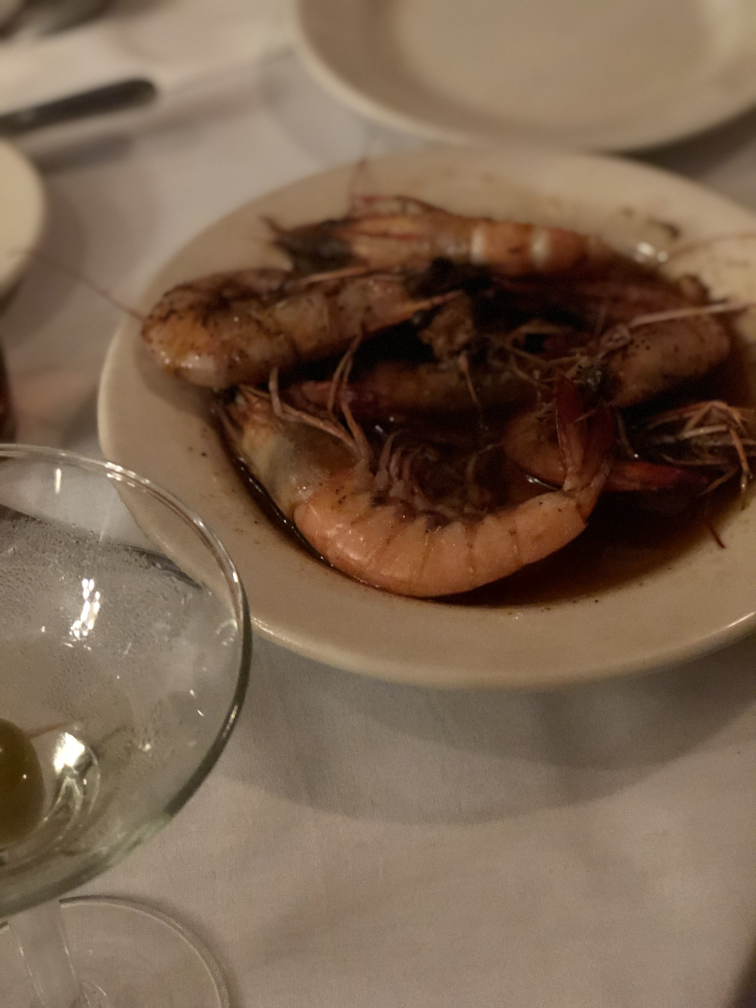 Barbecue Shrimp at Pascal Manale's