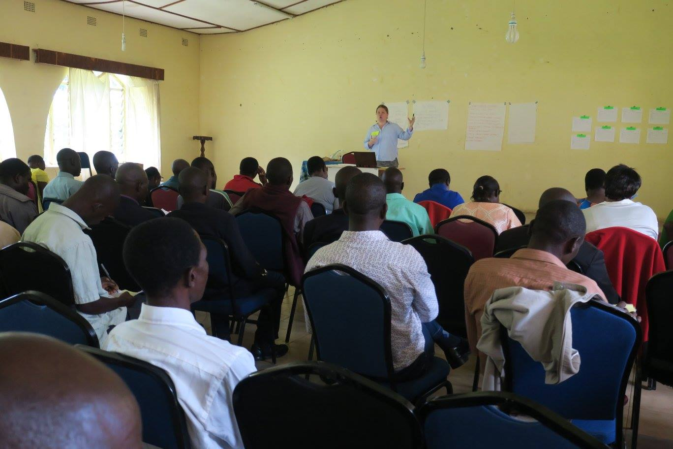 During our time at Chongoni with the Area Representatives for Malawi Matters, I have a two part afternoon presentation on how to apply for grants. As the model of Malawi Matters shifts focus to the community level, it will be essential that Area Reps and Regional Reps know how to find and win money to complete their projects!