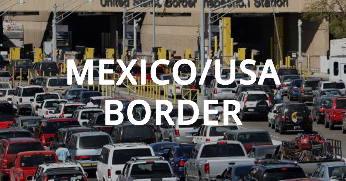 Mexico/USA Border