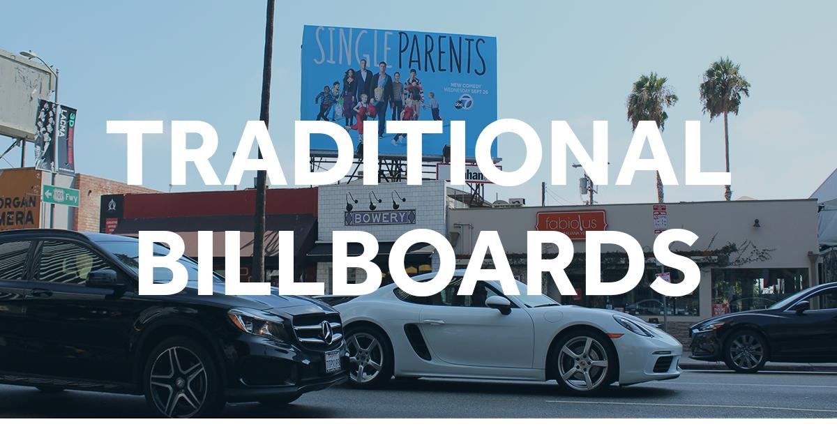Traditional Billboards
