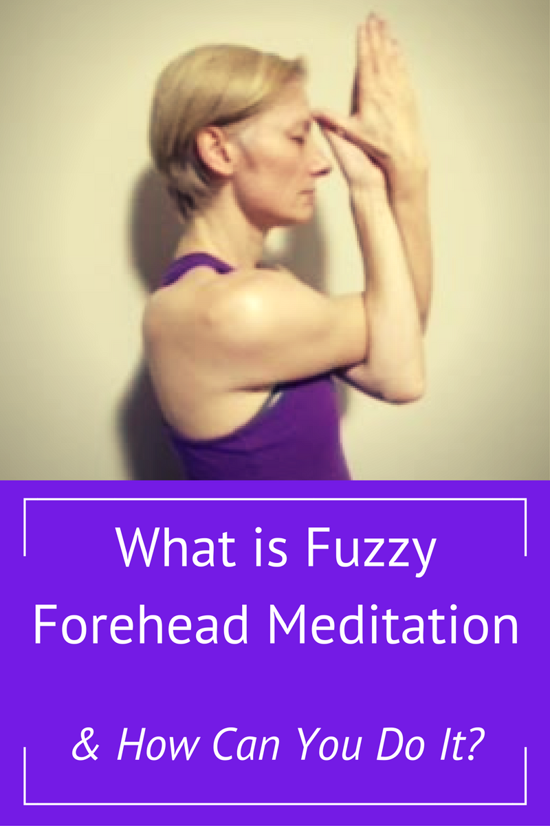 Eagle Arms Asana & Fuzzy Forehead Meditation