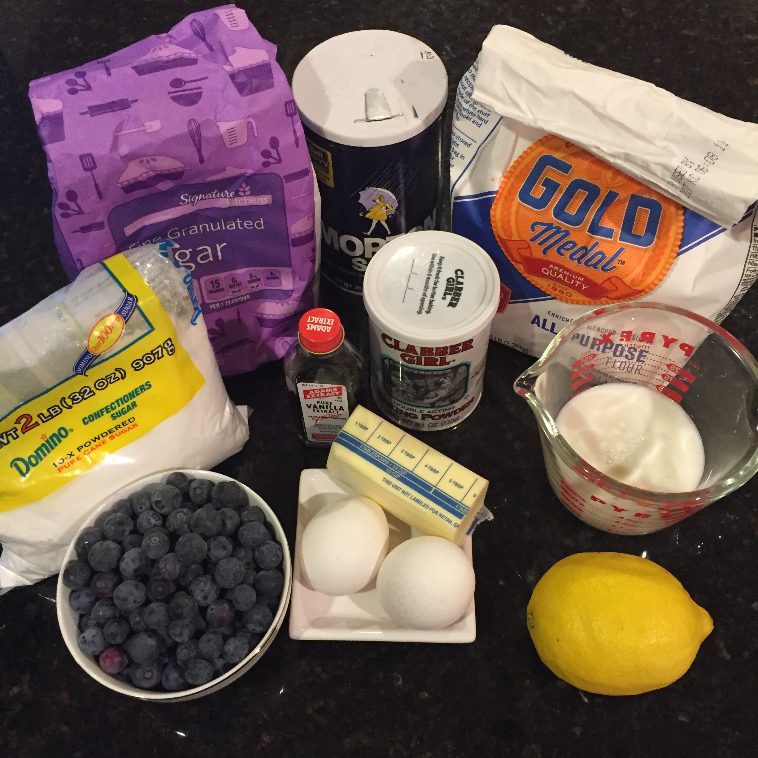 THE INGREDIENTS YOU'LL NEED