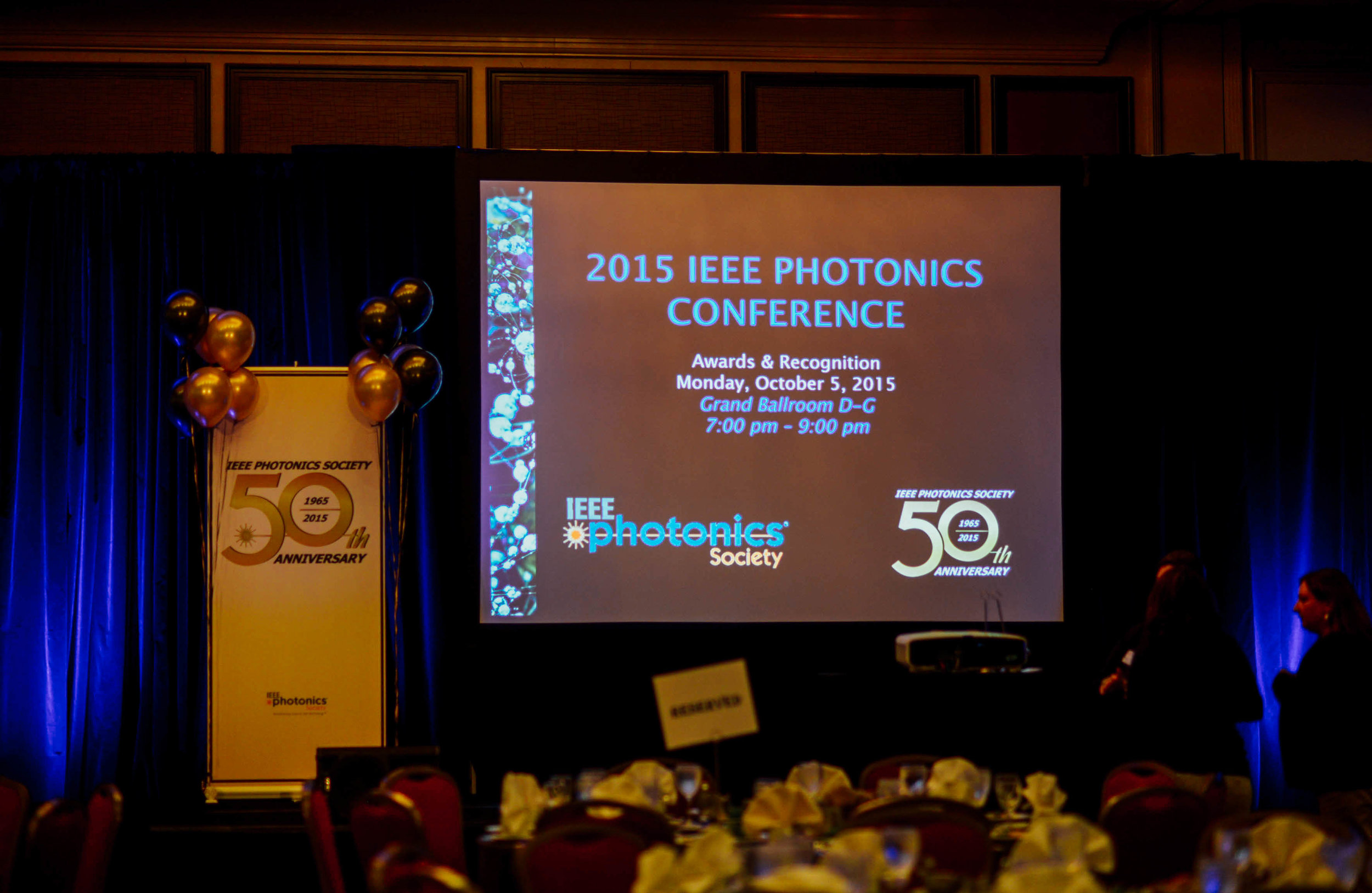 IEEE Photonics Society Conference at Hyatt Reston Town Center