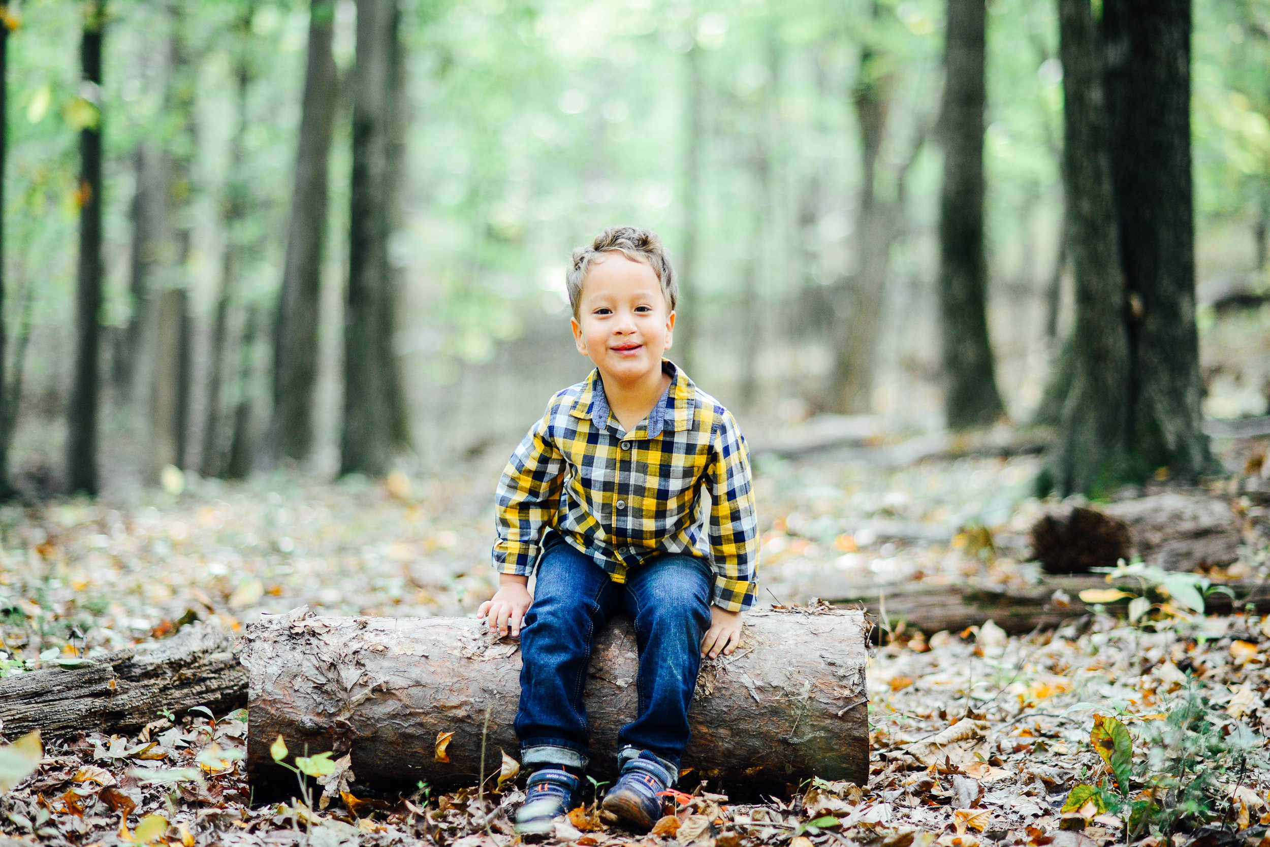 5 Year Old Mommy and Me Session at Red Rock Regional Park Leesburg VA
