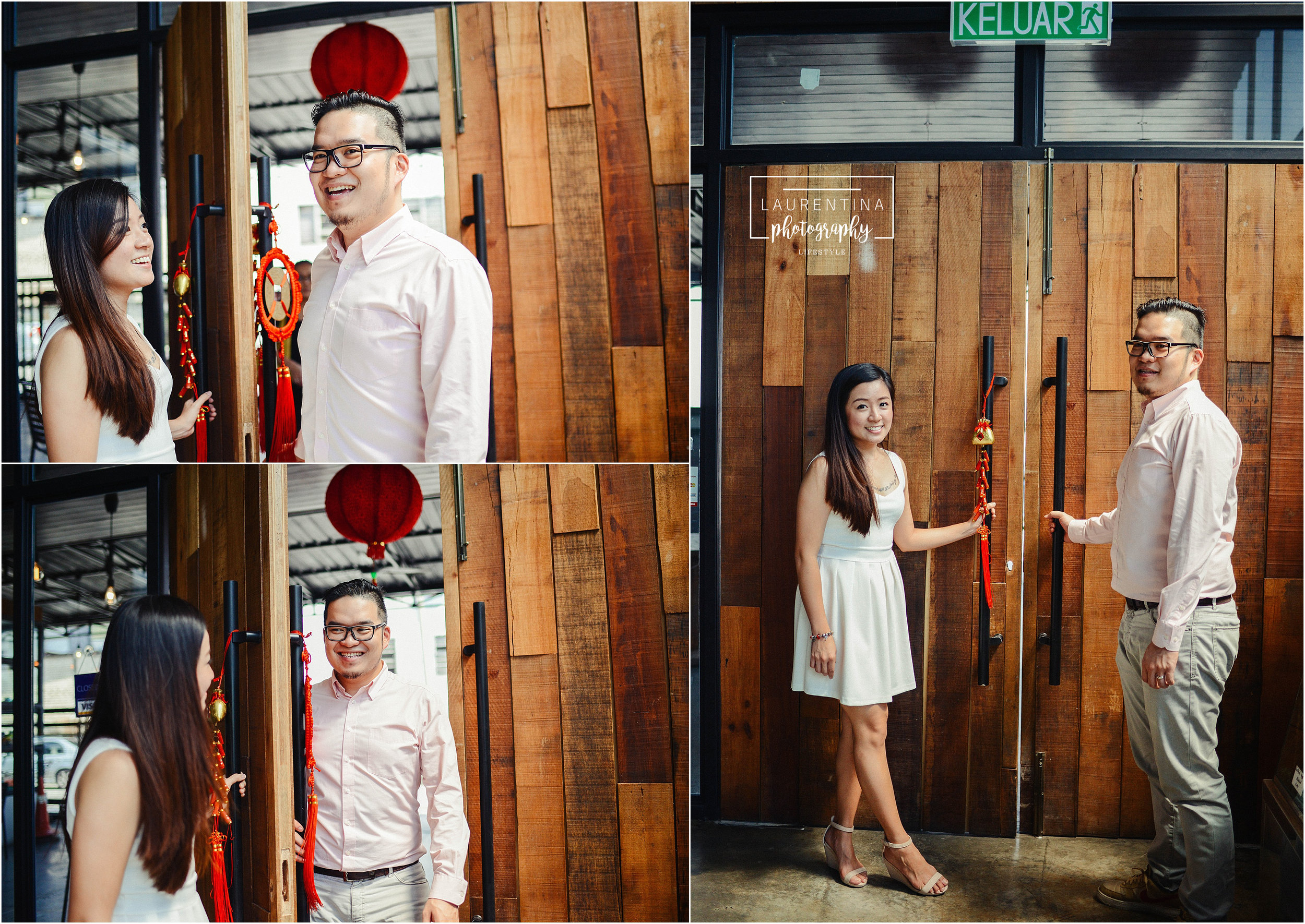 Lunar New Year Engagement Photography Malaysia