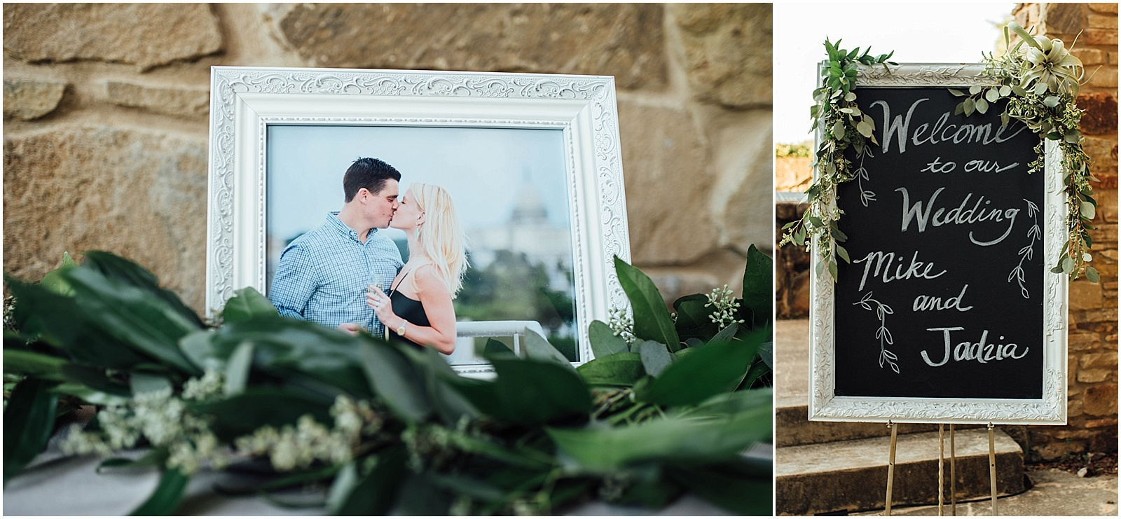 Newseum Engagement Blush Pink Bridal Details at Lady Bird Johnson Wildflower Center Austin Texas Wedding